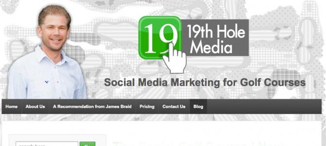 19th Hole Media