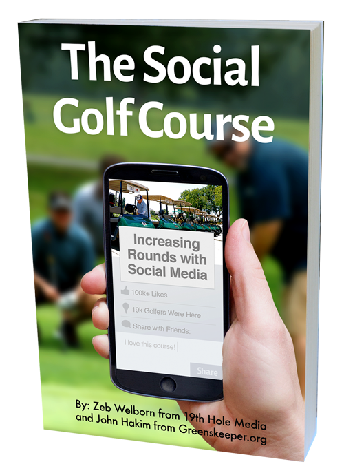 The Social Golf Course Book Giveaway on Goodreads