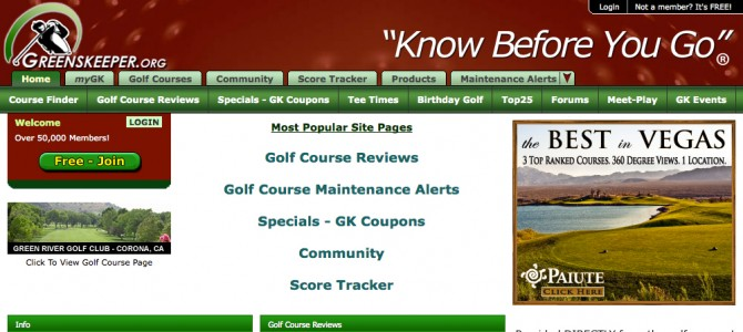 Greenskeeper.org
